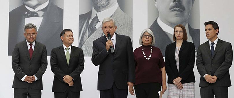 Anuncia AMLO a titular de Minería, Francisco Quiroga