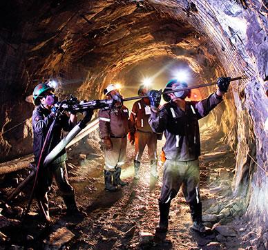 Sonora, número uno en el desarrollo minero en el país